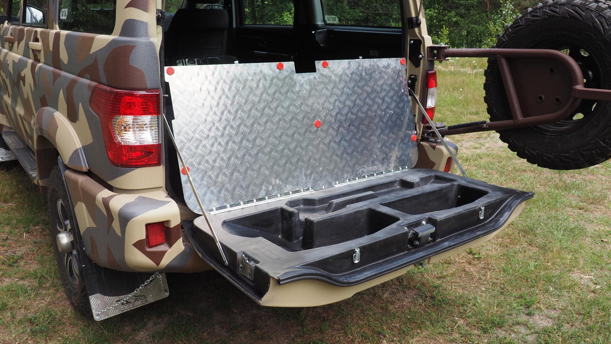 Как сделать багажник на уаз фото 99