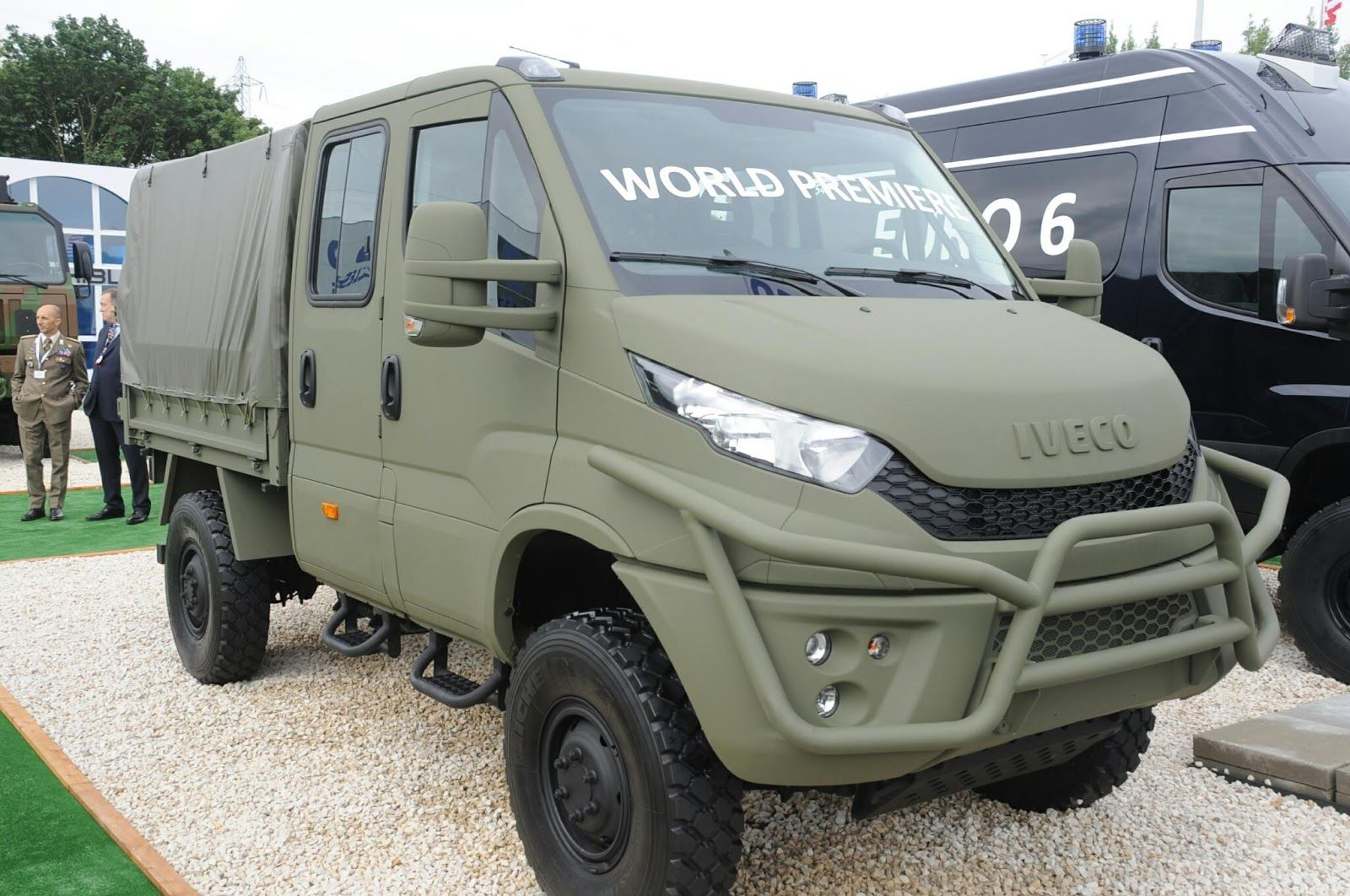 Muv Military Utility Vehicle / 70.20 Multirone
