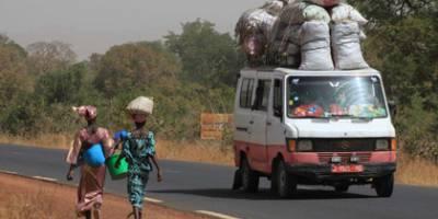 Мавритания, Нуакшот: кто первый успел,тот и проехал