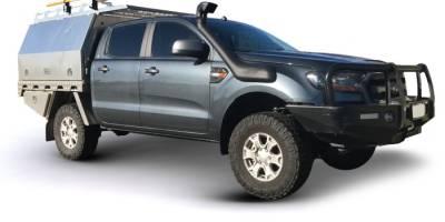 Пикапы-работяги Ford Ranger и Mazda BT50 получили специальные рессоры Pedders