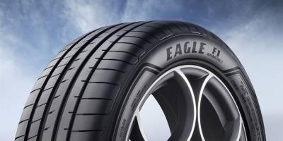 Goodyear научил шины приклеиваться к дороге при торможении