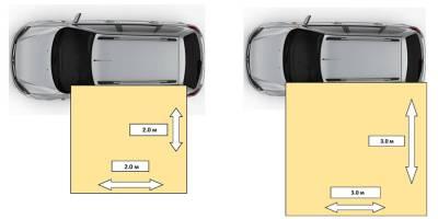 ORT расширил линейку размеров автомобильных маркиз