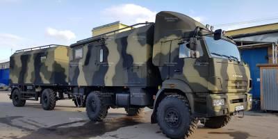 В России сделали автодом на 14 охотников