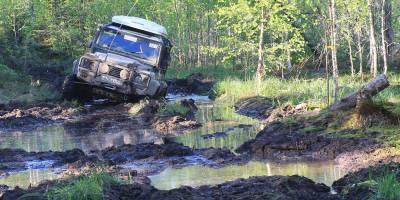 Land Rover оснастят внедорожным автопилотом