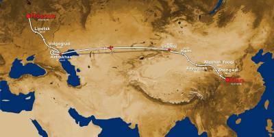 Официально представлен маршрут ралли-рейда «Шелковый путь 2018»