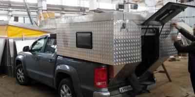 Компактный модуль Triffid Trucks