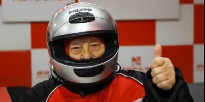 «Железная бабушка» станет самым пожилым джипером России