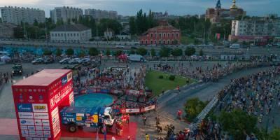 Ралли-марафон «Шёлковый путь-2018» стартовал.