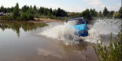Состоялся 1 этап Кубка России по спортивному автотуризму