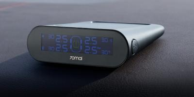 Xiaomi выпустила датчики контроля давления в колесах