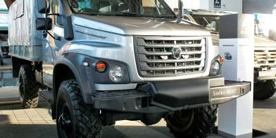 ГАЗ впервые показал внедорожный «Садко NEXT»