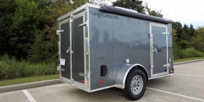 Cargo Camp: прост и крепок как контейнер