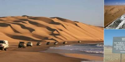 В экспедиции «Намибия – Запретная территория» есть 4 места