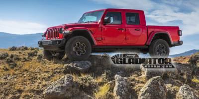Jeep Gladiator Pickup готовится стать лучшим в классе