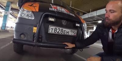 Автодом «Соболь 4х4» после полутора лет путешествий по России