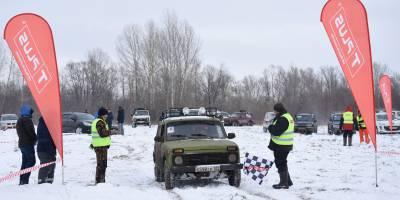 Под Уфой прошли соревнования автотуристов