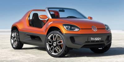 Пляжный Volkswagen может дебютировать уже в марте