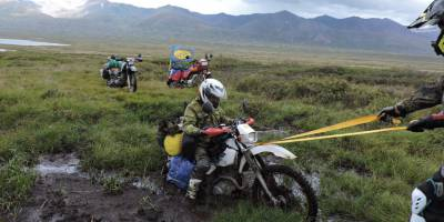 Обладателями Кубка России 2018 по автомототуризму стали алтайские мотоциклисты
