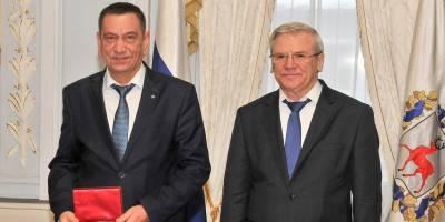 Создатель «Соболей» получил звание «Заслуженный конструктор РФ»