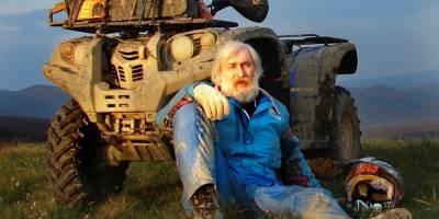 Владимир Пухов удостоен звания «Заслуженный путешественник России»