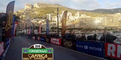 Africa Eco Race 2019: болеем за наших.