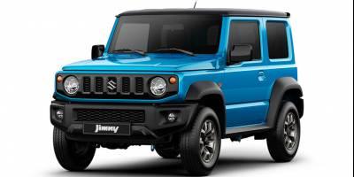 России выделяют 150 внедорожников Suzuki Jimny в месяц