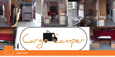 CargoClips превращает фургон во что угодно за 5 минут
