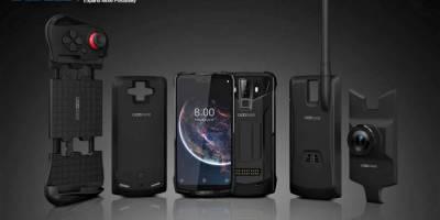Выпущен защищенный смартфон с 4+ модулями