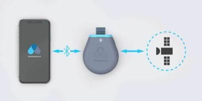 Создан защищенный спутниковый модем для смартфонов