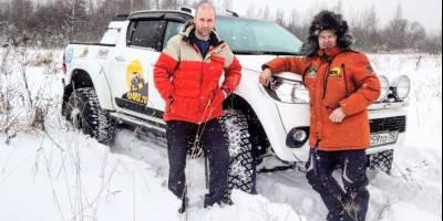 Стартует экспедиция на Тойоте по кромке Арктики
