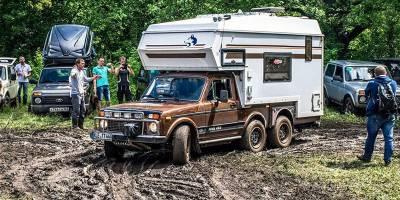 В мае в Москве пройдёт Всероссийский фестиваль автомототуризма