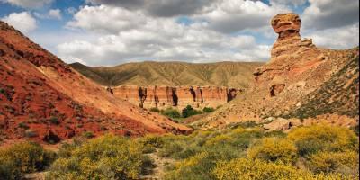 «Ангел бездорожья» летом зовёт в Казахстан