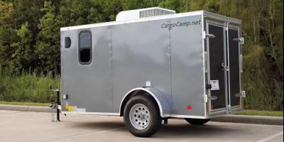 Бюджетный дом-прицеп от Cargo Camp похож на...