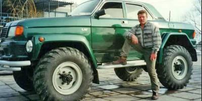 Реквием по LAF: гибрид «Волги», «Садко» и ГАЗ-66