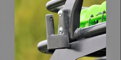 Быстрое крепление тента к машине от Ironman 4x4