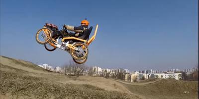 «Квадроцикл» для маломобильных – не фантастика