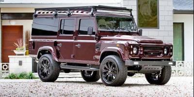 ECD Land Rover Defender – «Проект Кемпер» с мотором 565 л. с.