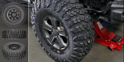 Yokohama привезла в Россию новые грязевые шины