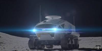 Лунный вездеход-автодом – из мечты в реальность