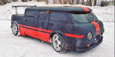 Буханка «БАТОН» переехала из Петербурга в Пермь
