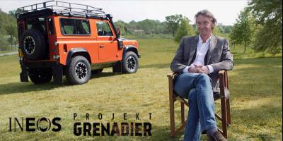 «Сердце» внедорожника с «философией Land Rover Defender» купили в BMW