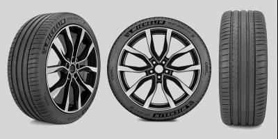 Michelin представляет дорожную шину Pilot Sport 4 SUV для мощных кроссоверов