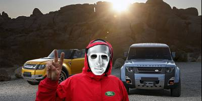 Аналитики нарисовали портрет владельца Land Rover