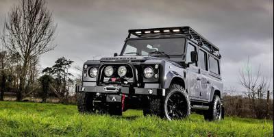 Вторая жизнь Land Rover Defender 1992 за бешеные деньги