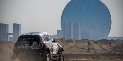 Abu Dhabi Desert Challenge 2019: болеем за наших.