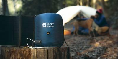 Hot Pocket: походное электроодеяло и не только