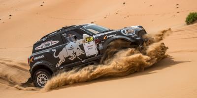 В Эмиратах финишировал второй этап Кубка Мира по ралли-рейдам.