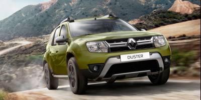 Совершенно новый Renault Duster начнут разрабатывать в 2020 году