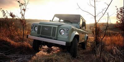 Польский Land Rover Defender: живее всех живых