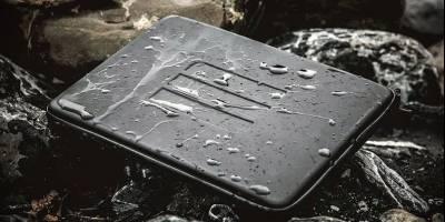 В ЮАР выпустили бокс для работы с ноутбуком в экстремальных условиях